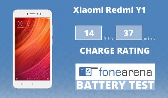 автономность Xiaomi Redmi Y1