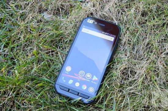Обзор Cat S41 - защищенный смартфон от Caterpillar