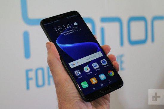 Обзор Huawei Honor View 10 - безрамочный бюджетник