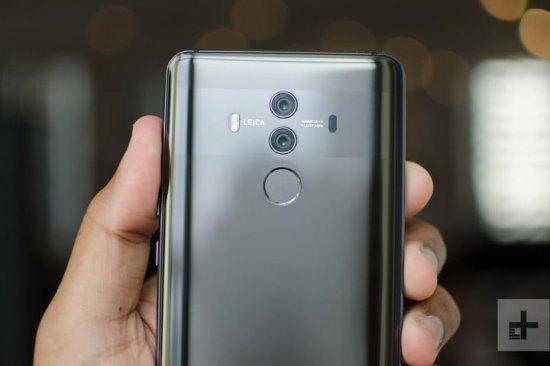 Дизайн и экран Honor View 10 vs Huawei Mate 10 Pro