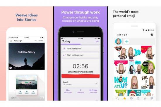 Лучшие новые приложения на Android и iOS на январь