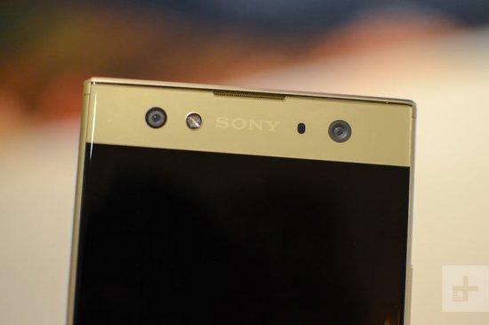Камеры Sony Xperia XA2 Ultra vs Moto X4
