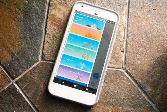 Лучшие Android-приложения для изучения иностранных языков