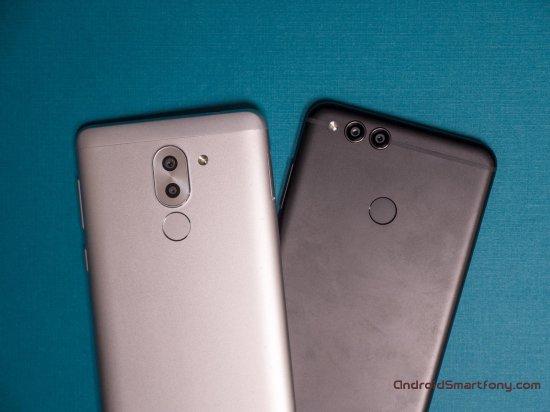 Сравнительный обзор смартфонов Huawei Honor 7X и Honor 6X