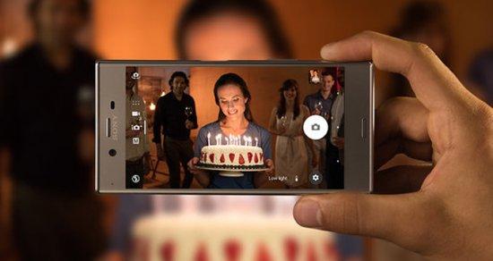 Xperia XZ Pro камера