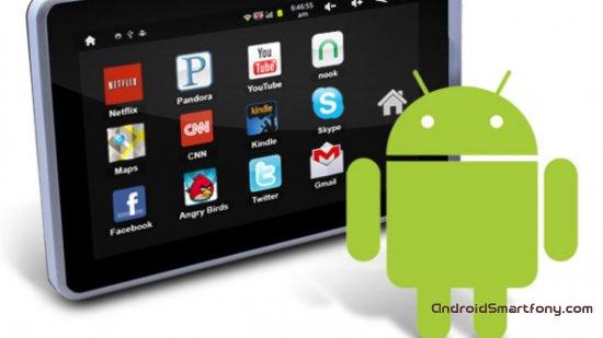 Рынок Android-планшетов находится в состоянии упадка