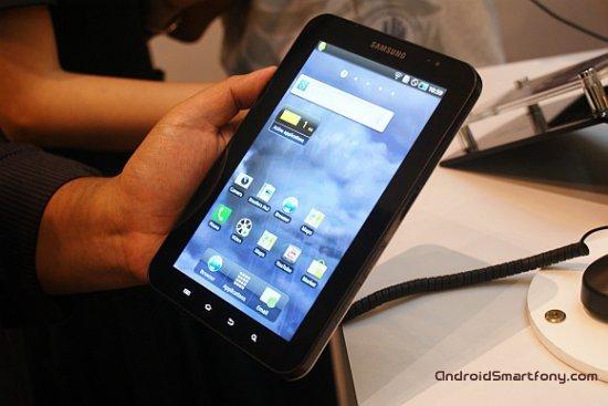 Samsung Galaxy Tab 2010