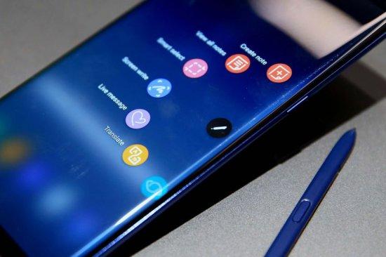 8 лучших альтернатив смартфону Galaxy Note 8
