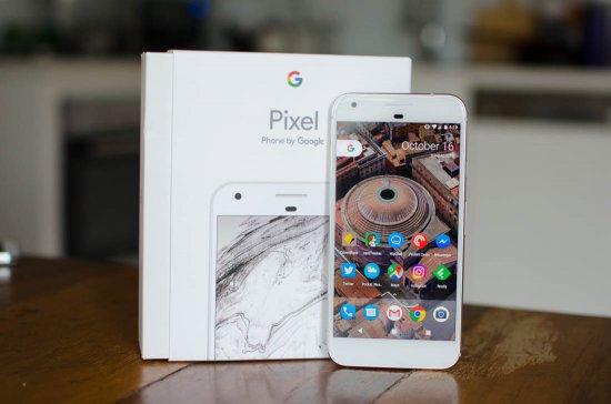 На Google подали в суд за дефективные аппараты Pixel
