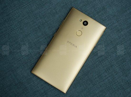 смартфон sony xperia l2 dual