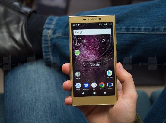 смартфон sony xperia l2 цена
