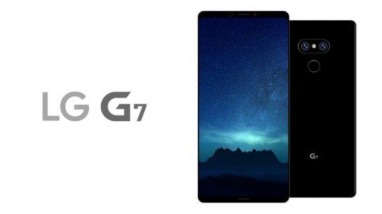 Все что известно о новом смартфоне LG G7