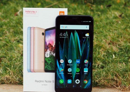 Обзор Xiaomi Redmi Note 5 - хорошее стало ещё лучше?