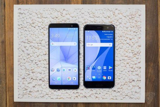 HTC U11 Plus vs HTC U11 сравнение