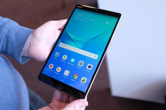 В Барселоне анонсирован планшет Huawei MediaPad M5