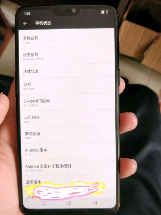 Что известно о смартфоне OnePlus 6