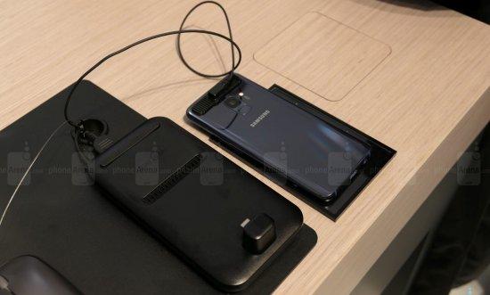 Первый взгляд на обновлённый Samsung DeX Pad
