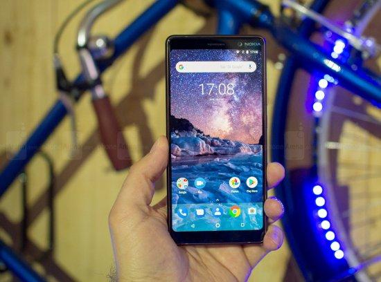 Краткий обзор Nokia 7 Plus - телефон, на который можно положиться