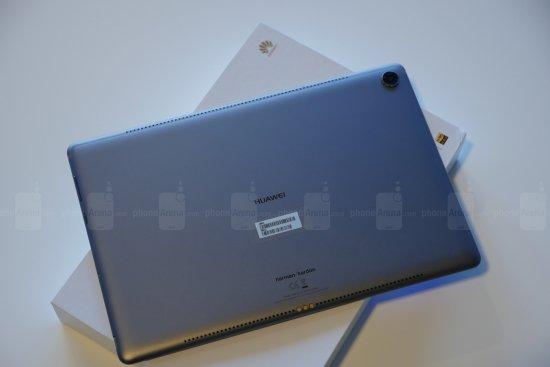 планшет huawei mediapad m5 обзор