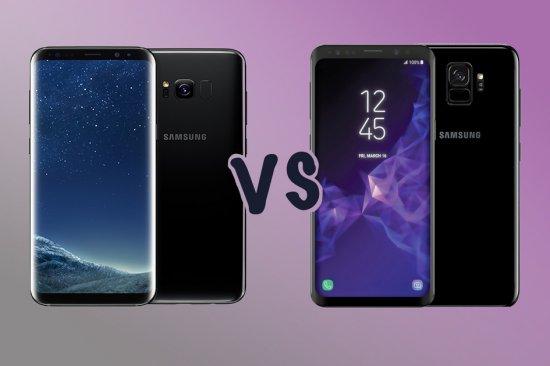 В чём Samsung Galaxy S9 превосходит S8