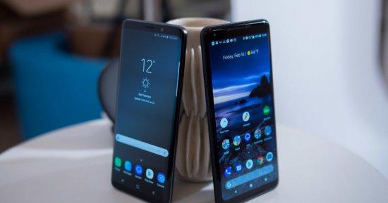 Война флагманов: сравнение Galaxy S9 Plus и Pixel 2 XL