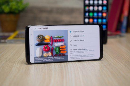 Экран Galaxy S9 и Galaxy S9 Plus