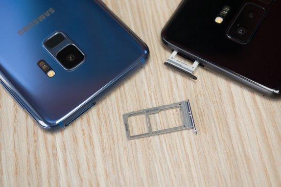 Galaxy S9 и S9 Plus технические характеристики