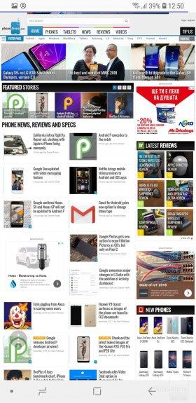 Обзор Samsung Galaxy S9 и Galaxy S9 Plus - изысканность и новые возможности