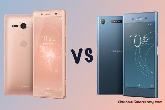 Сравнительный обзор смартфонов Sony Xperia XZ2 Compact и XZ1 Compact