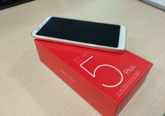 Обзор Xiaomi Redmi 5 Plus: достойный бюджетник 2018 года