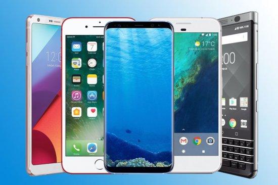 Лучшие смартфоны 2018 года в разных ценовых категориях