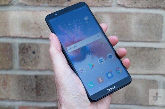Honor 7X - лучший бюджетный смартфон 2018