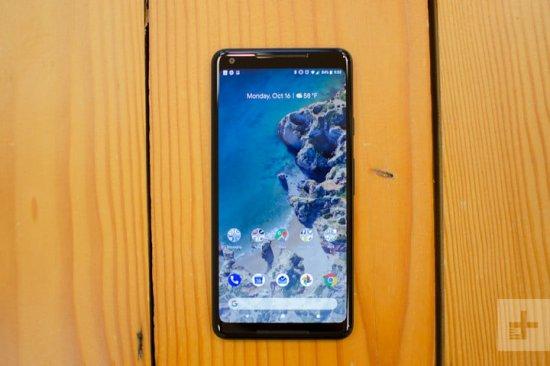 какой смартфон лучше 2018 - Pixel 2 XL