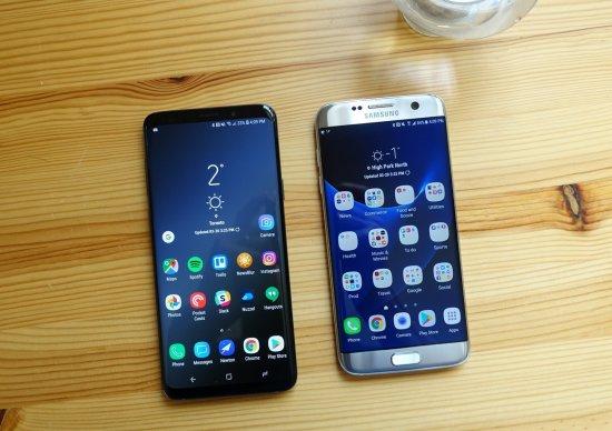 Стоит ли покупать Galaxy S9+ на смену Galaxy S7 Edge: сравнение смартфонов с разницей в два поколения