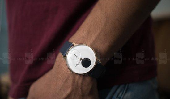 Обзор смарт-часов Nokia Steel HR - фитнес-трекер, который выглядит как наручные часы