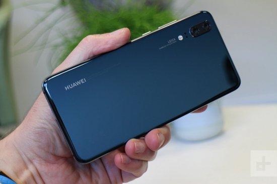 автономность Huawei P20 vs P20 Pro