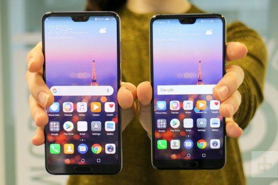 Huawei P20 Pro против P20: что выбрать?