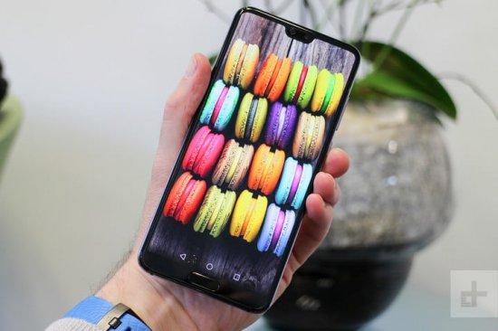 Специальные возможности Huawei P20 Pro и Huawei P10 Plus