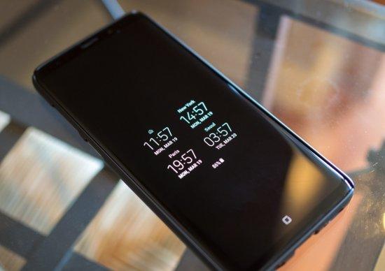 Как решить проблемы с продолжительностью работы Galaxy S9
