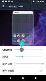 Обзор загрузчика Evie Launcher - простой, стильный и постоянно улучшающийся