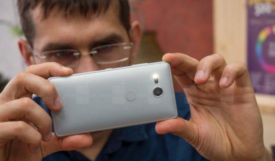 Обзор Sony Xperia XZ2 Compact - изящный смартфон с задатками флагмана