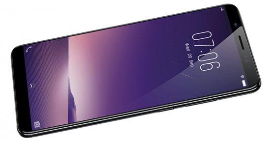 Vivo Y71 запущен с дисплеем 18:9 и Android Oreo