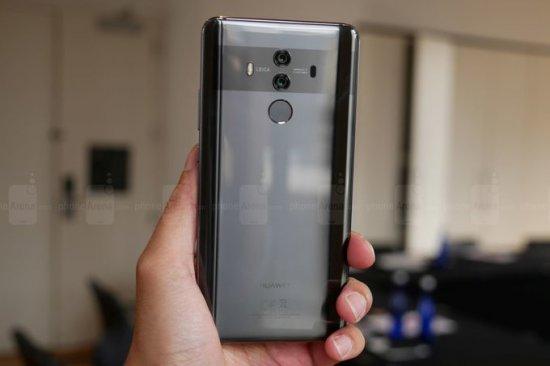 Первый смартфон Huawei 5G появится в 2019 году