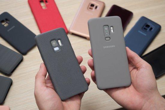 Лучшие чехлы для Samsung Galaxy S9 и S9 Plus