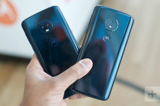 Сравнительный обзор смартфонов Moto G6 и Moto G6 Play