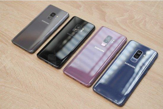 Поставки Galaxy S9 и S9+ в первый месяц превысили 8 млн