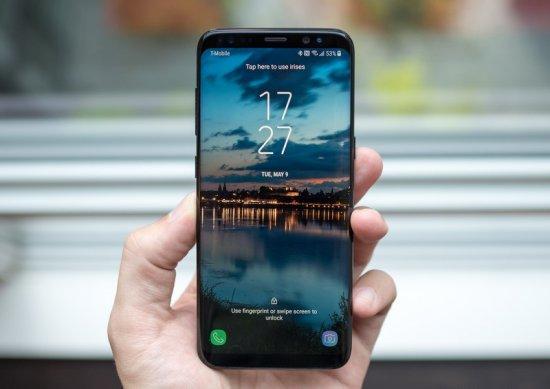 самый лучший смартфон для игр 2018 - Galaxy S8