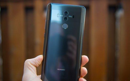 лучший китайский андроид смартфон 2018 - Huawei Mate 10 Pro