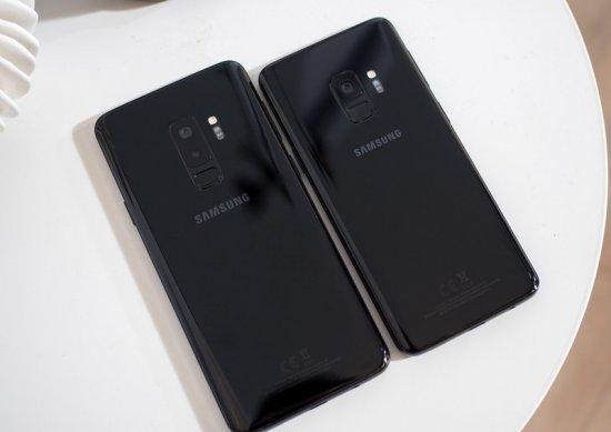 дорогой смартфон на андроиде Samsung Galaxy S9 / S9 Plus