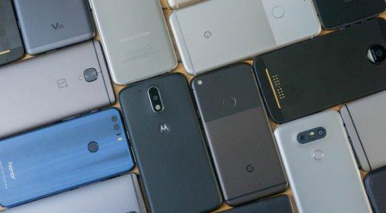 Лучшие Android-смартфоны 2018 года дороже $700